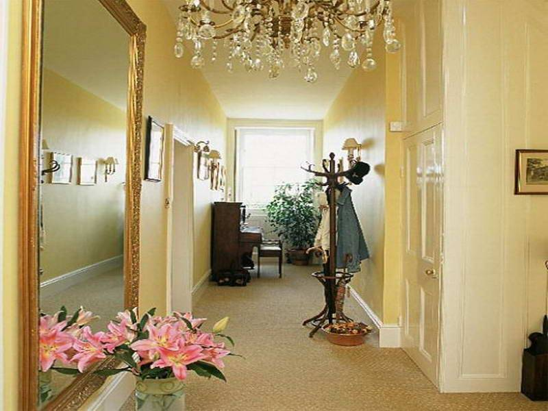 Foyer Decorating Ideas Pink Orchids
