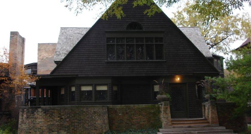 Frank Lloyd Wright Home Studio West Side Zoom