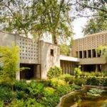 Frank Lloyd Wright Millard House Exterior Interior Design Ideas