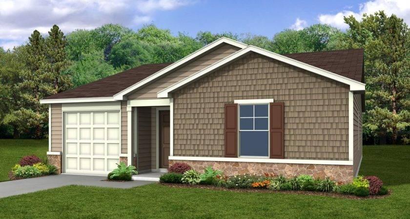 Freedom New Home Plan Mebane Centex Builders Collington