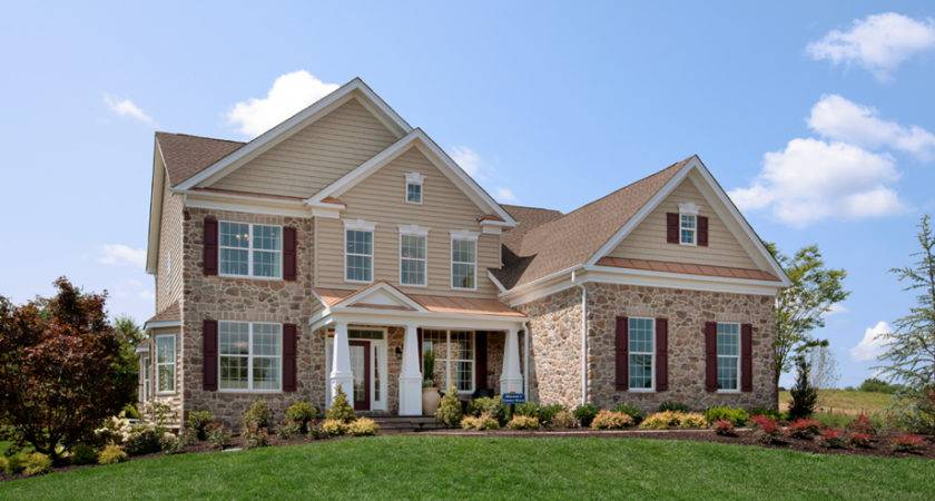 French Creek Spring City Toll Brothers Ryvenco New Homes