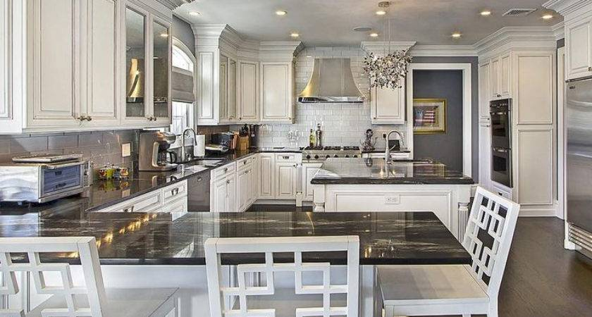 Fresh Large Kitchen Designs Regarding Home Plans Wit