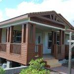 Front Deck Largest Manufactured Home