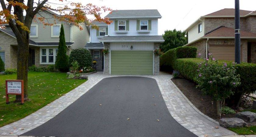 Front Driveway Entrance Landscaping Ideas