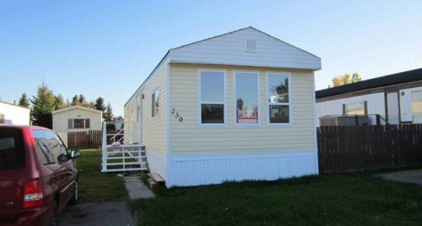 Fully Renovated Top Noth Mobile Home Sale Red Deer