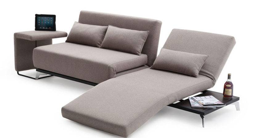 Functional Small Sofa Beds Solutions Spaces
