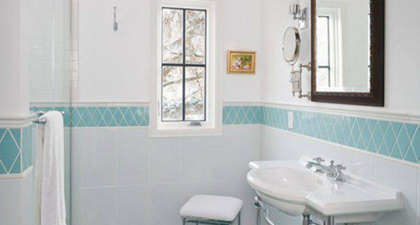 Functional Stylish Bathroom Tile Ideas