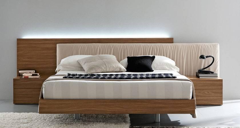 Furniture Modern Headboard Bed Designs Ideas Bedroom Design