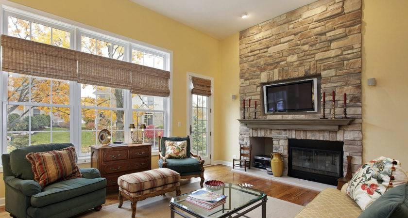 Furniture Placement Small Living Room Fireplace