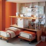 Furniture Storage Solutions Small Spaces Ikea Bedroom Ideas