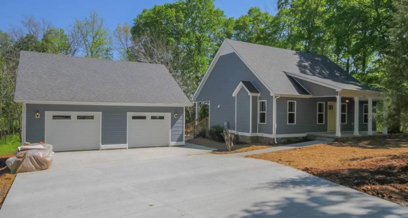 Garage Detached Home Clarksville Quality Homes