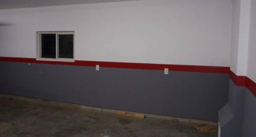 Garage Makeover Ideas Interior Walls