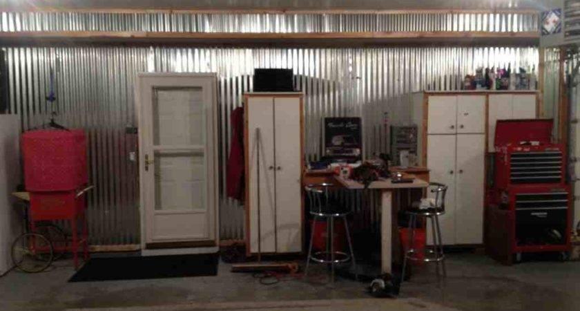 Garage Wall Covering Ideas Decor Ideasdecor