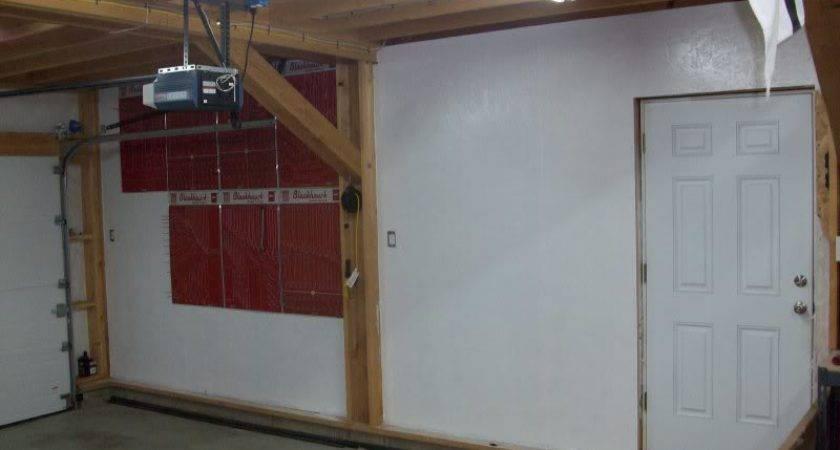 Garage Wall Covering Ideas Journal Board