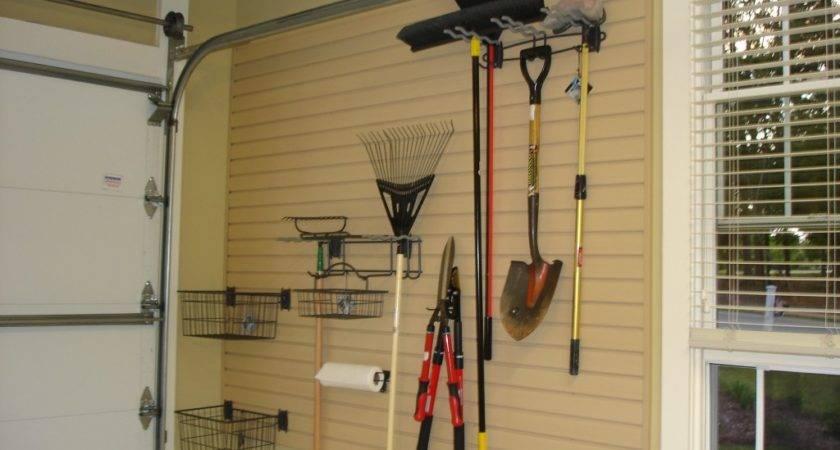 Garage Wall Storage
