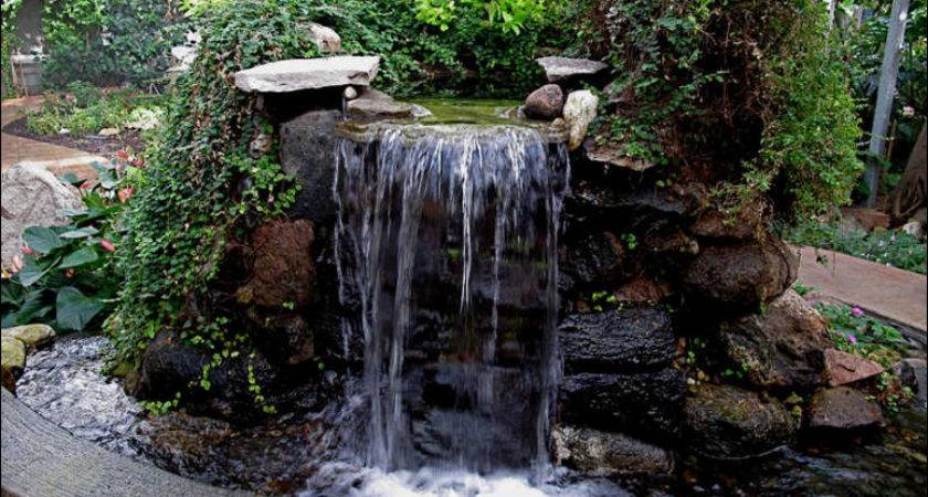 Garden Ponds Waterfalls Landscaping