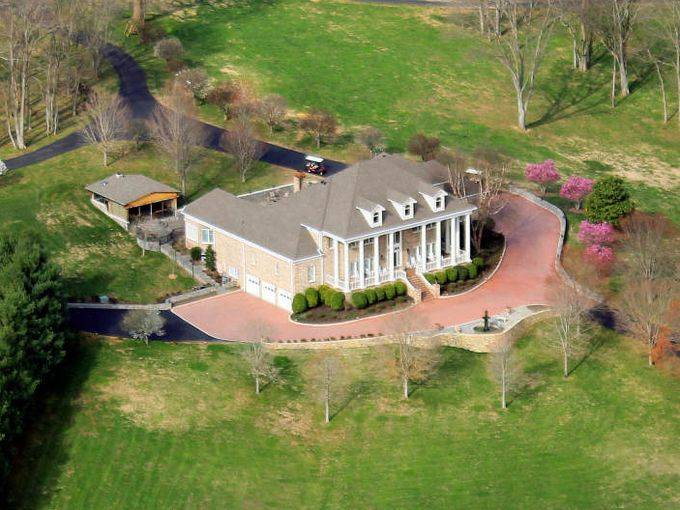 George Jones Former Franklin Home Sold