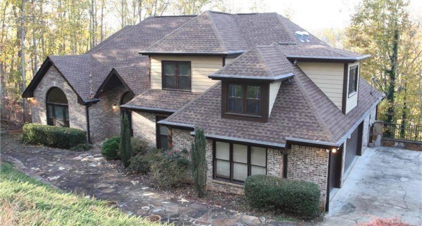 Georgia Waterfront Property Lake Lanier Gainesville