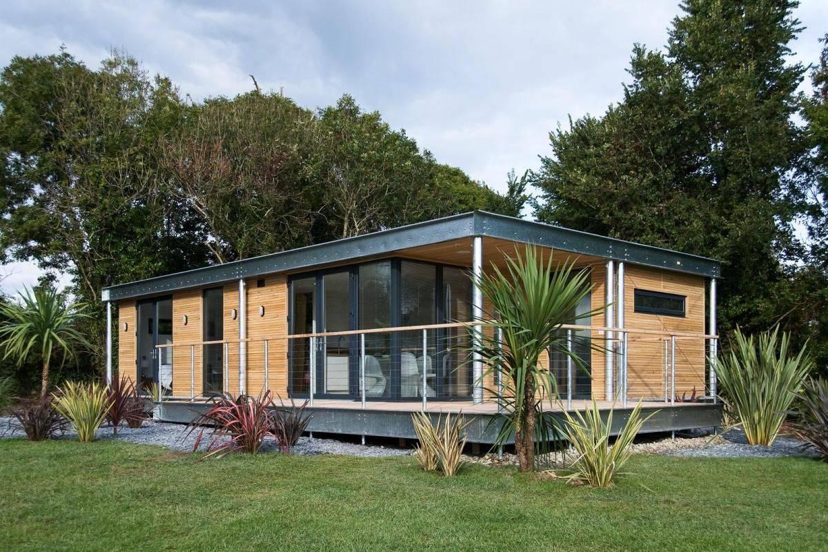 Get Attractive Design Small Prefab Homes