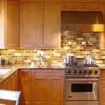 Glass Tile Backsplashes Kitchen Designs Choose Layouts