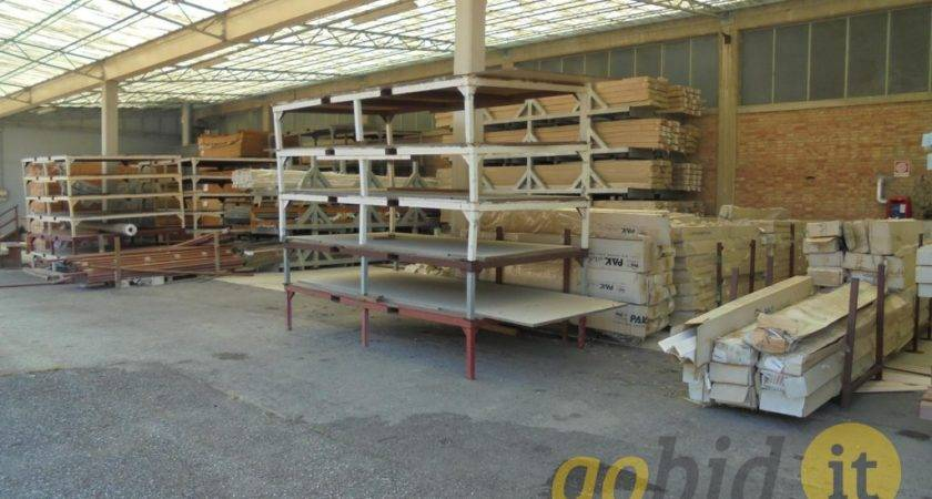 Gobid Lot Warehouse Various Materials