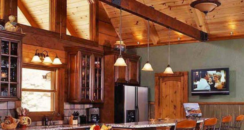 Good Company Building Log Home Someone Else