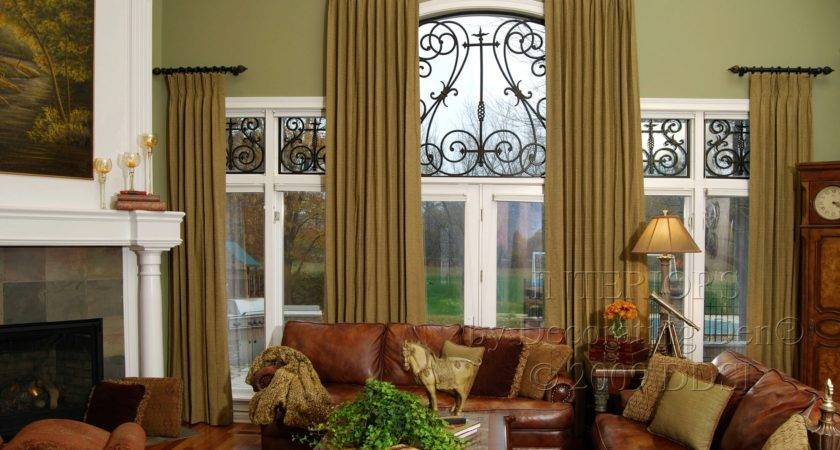 Good Faux Iron Window Treatments Pinterest
