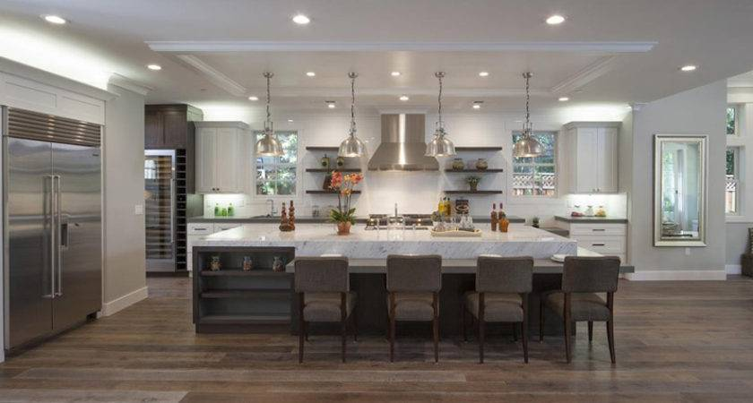 Gorgeous Kitchen Designs Islands Designing Idea