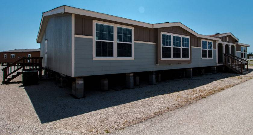 Gotham Triple Wide Manufactured Home Abilene Texas