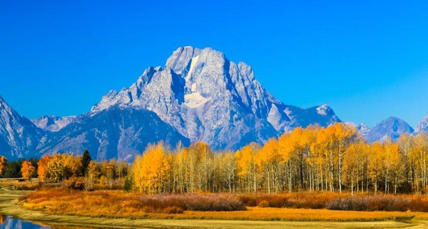 Grand Teton National Park Learn Destination