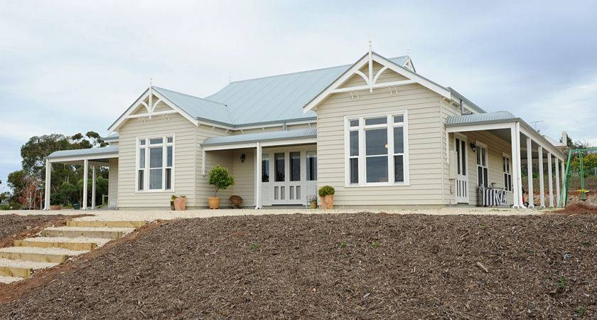 Grandview Farm Homes Old Style Weatherboard