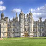 Great British Houses Burghley House Elizabethan