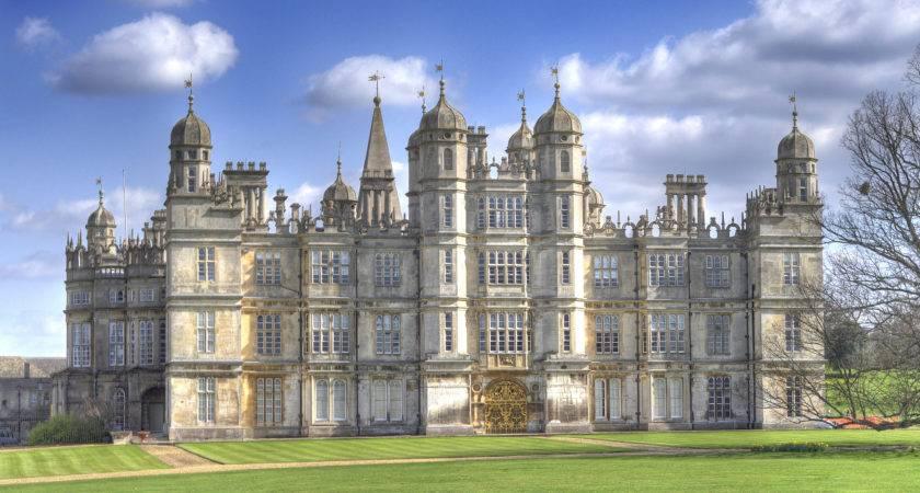 Great British Houses Burghley House Elizabethan