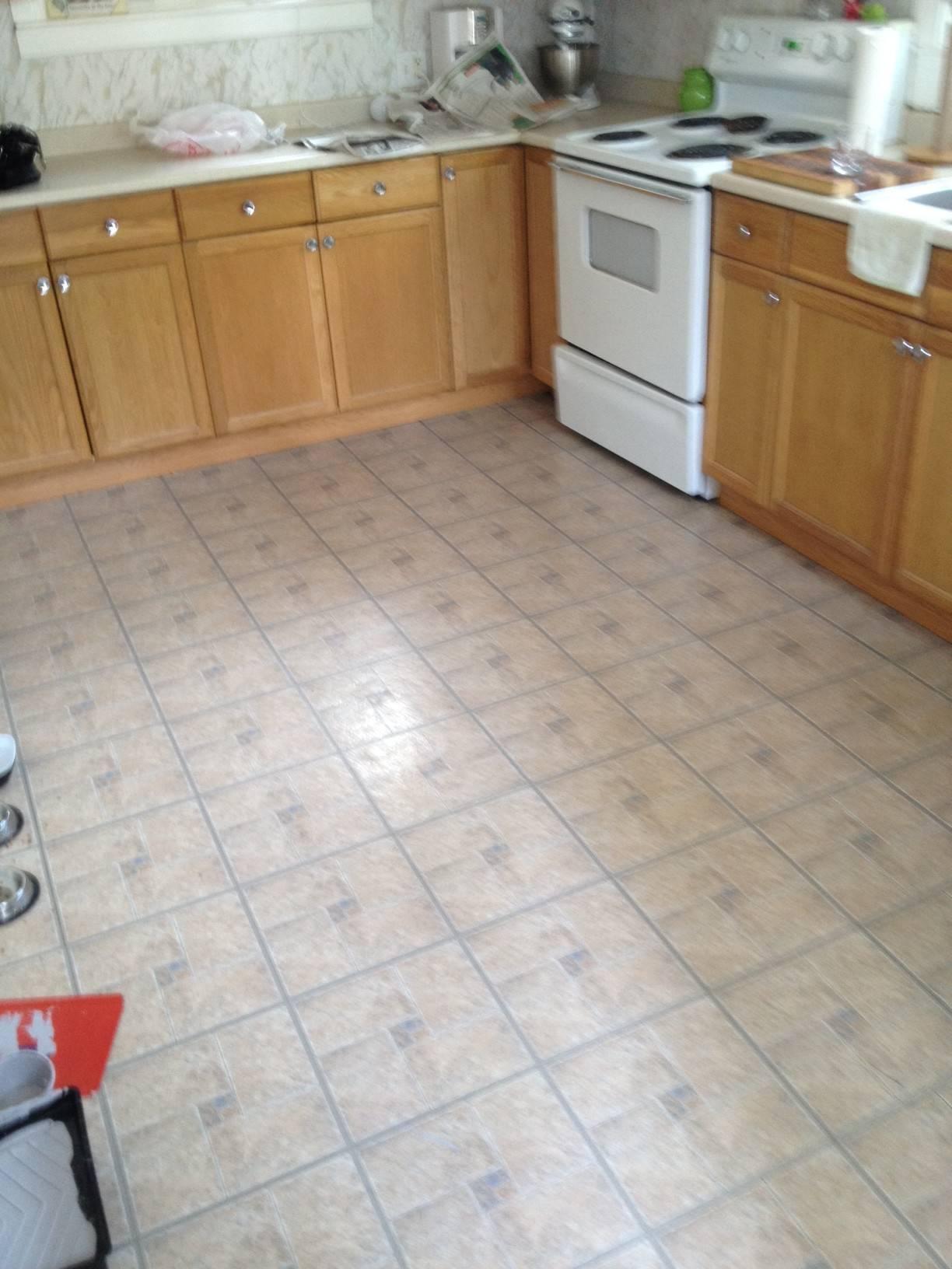 Great Options Kitchen Flooring Ideas Homes Vinyl