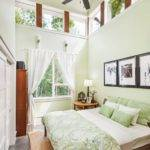 Green Bedroom Houzz