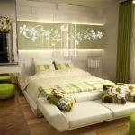 Green Color Bedrooms
