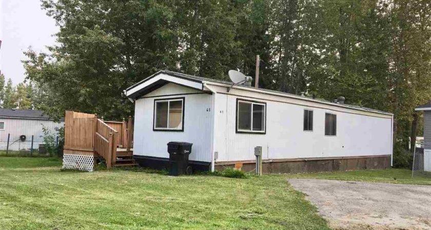 Greenwood Mobile Home Park Drayton Valley
