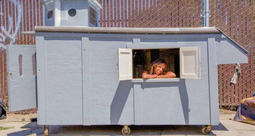 Gregory Kloehn Makes Awesome Sculptural Mobile Homes Homeless