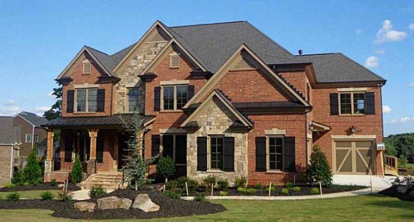 Greystone Manor Cumming Estate Homes Luxury Gated Community