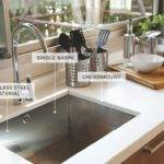 Guide Different Types Kitchen Sinks