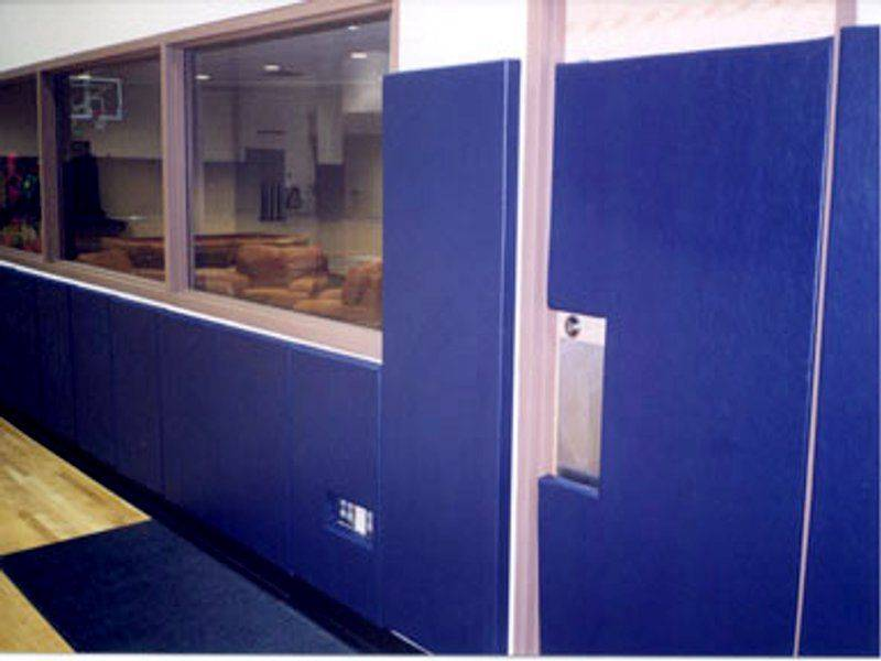 Gym Wall Padding Installation Types