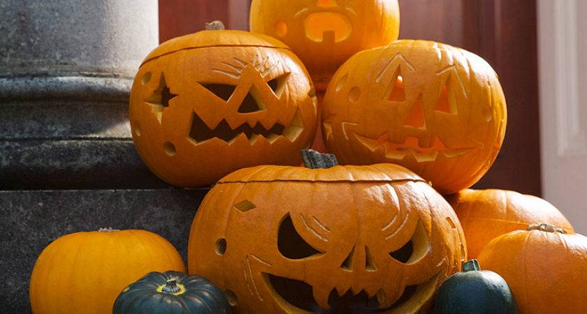 Halloween Crafts Homemade Decoration Ideas Pumpkin Carving