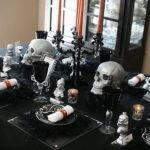 Halloween Wedding Table Decoration Ideas Top Design