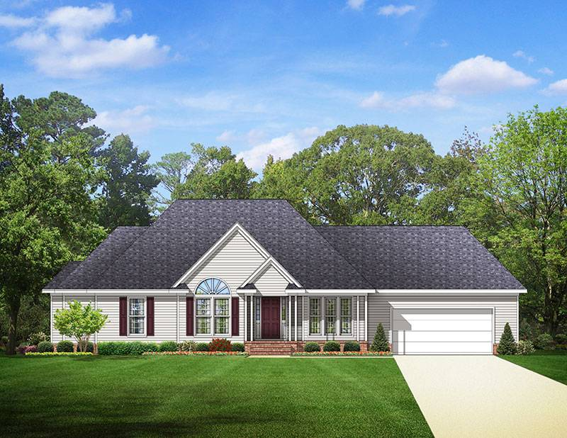 Hampton Dunn North Carolina Home Builder Hartnett
