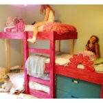 Handmade Dress New Triple Bunks