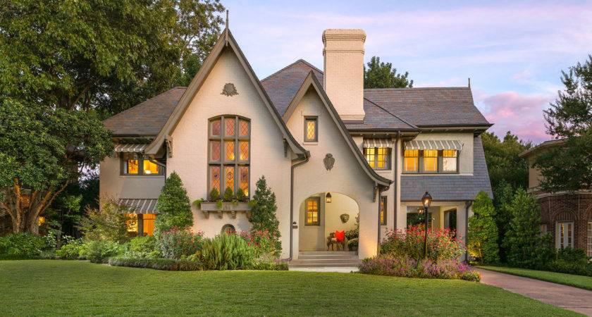 Hands Down Most Beautiful Homes Dallas Magazine