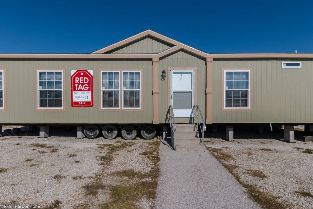Harbor Homes Double Wide Mobile Home Sale Worth Texas