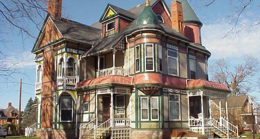 Haunted House Garden Grove Iowa Historic Queen Anne Victorian