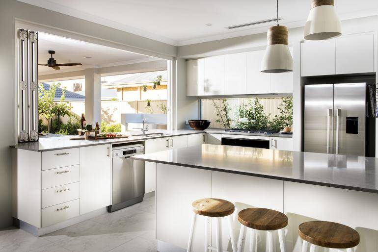 Havana Display Home Kitchen Apg Homes Perth - Kelseybash ...