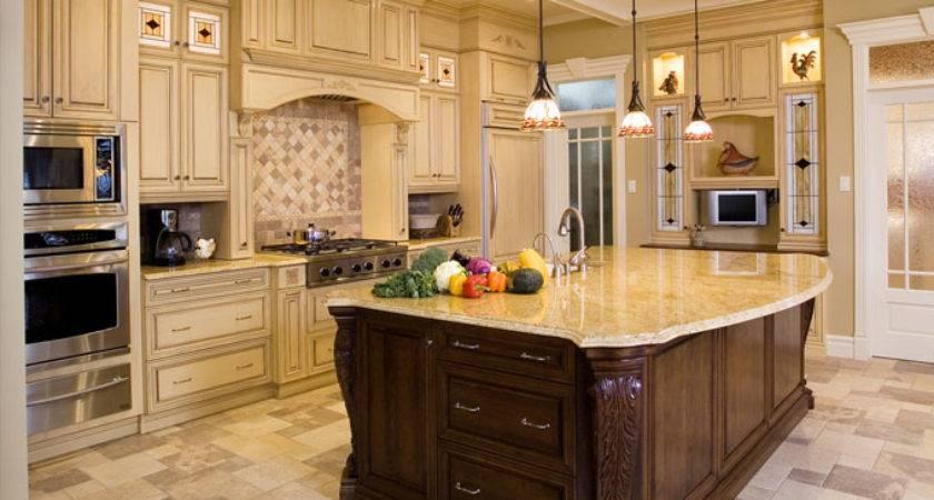 Have Center Islands Kitchen Ideas Interior